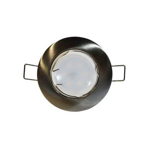 Chromovaná stropná sada na oči Cast Cast Mat + 1,5 W žiarovka Gu10 small 0
