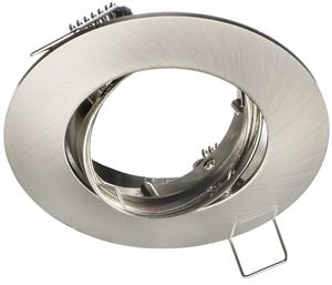 Chrome sada stropných očí Cast Basic + 1,5 W žiarovka Gu10 small 0