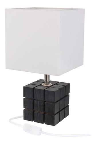 Nočná lampa pre dieťa Rubi čierna