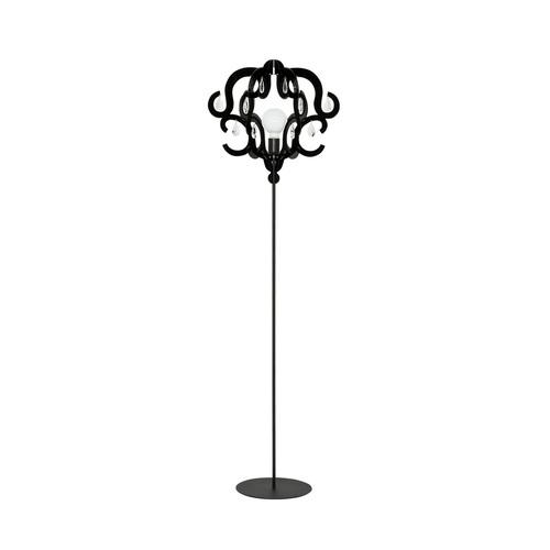 Stojacia lampa KATERINA ČIERNA I 5212
