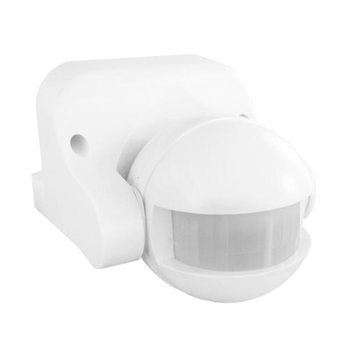 Pohybový senzor 1200W 180 ° ES34R biely
