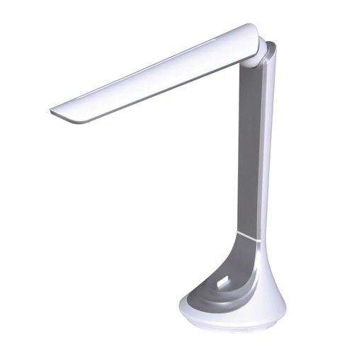 Stolná lampa K-MT-205 strieborná zo série ASTON