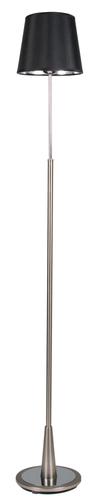 Milonga stojaca lampa 1X60W E27 satén