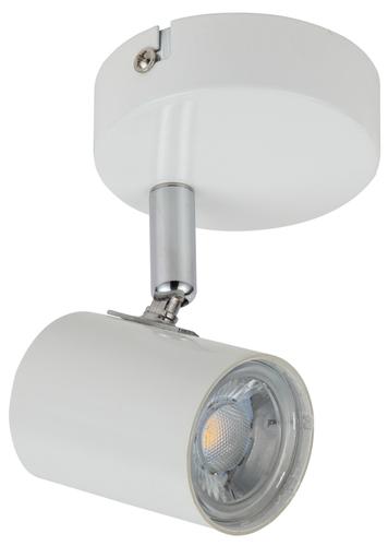 Nástenné svietidlo Halley 1X4W LED biele