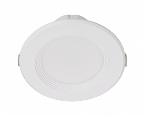 LED biele okrúhle svietidlo 11W 230V IP20 4000K