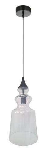 Závesná lampa Oxelo 20/36 1X60W E27 číra
