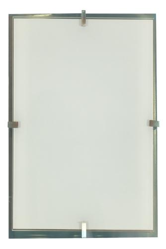 Frena stropné svietidlo Plafond 40X20 2X60W E27 satén