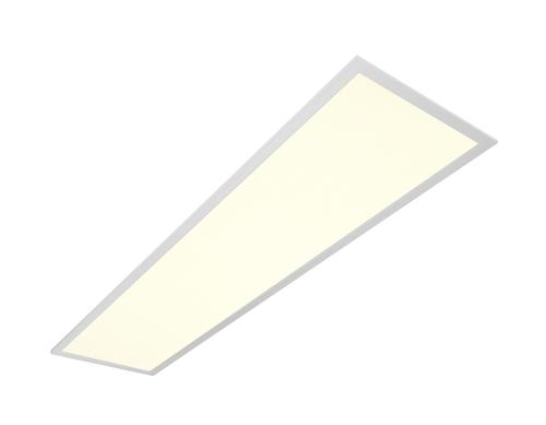 LED panel biely obdĺžnik 40W 230V IP20 4000K - farba prírodného svetla