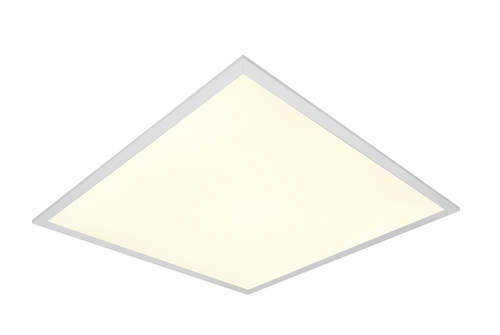 LED panel biely štvorec 60W 230V IP20 4000K