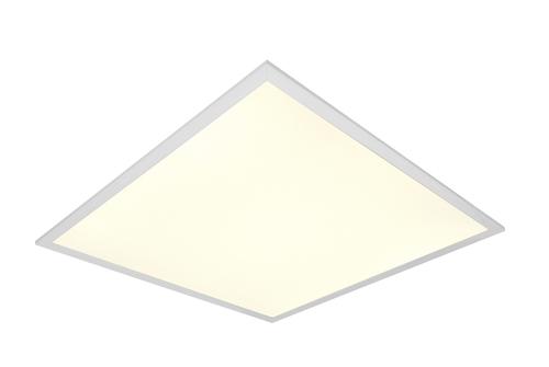 LED panel biely štvorcový 80W 230V IP20 4000K