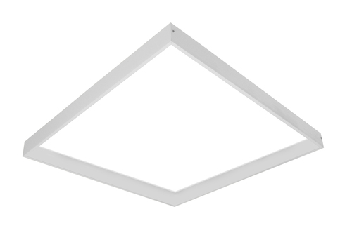 Povrch montážneho rámu pre panely LED 60/60
