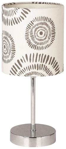 Emily lampa do skrinky 1X40W E14 krémová