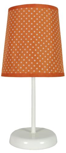 Gala žiarovka 1x40W E14 oranžová s bodkami