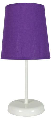 Gala žiarovka 1x40W E14 fialová