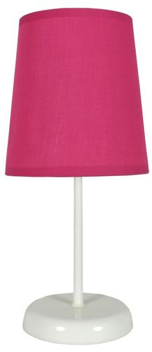 Gala lampa 1X40W E14 fuchsiová