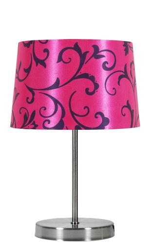 Svietidlo Arosa 1X40W E14 ružové