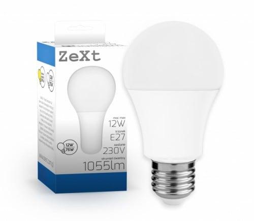 LED žiarovka A60 E27 12W 3000K