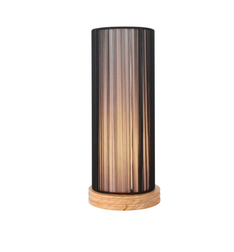 Stojatá lampa Kyoto 1 drevená