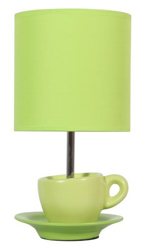 Zinková lampa do skrinky 1 x 60 W E27 pistáciová