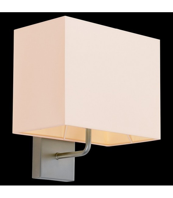 CRUZ Nástenná lampa biela