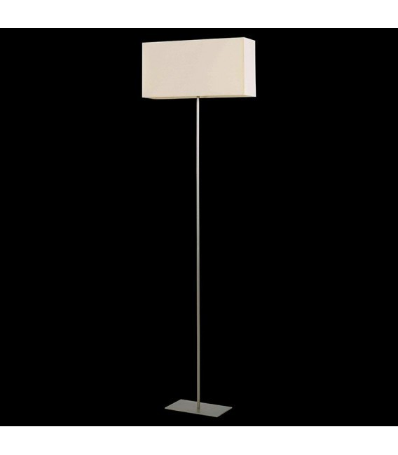 CRUZ Stojacia lampa biela