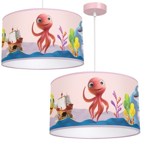 Závesná lampa Octopus Lola Mini 1x E27