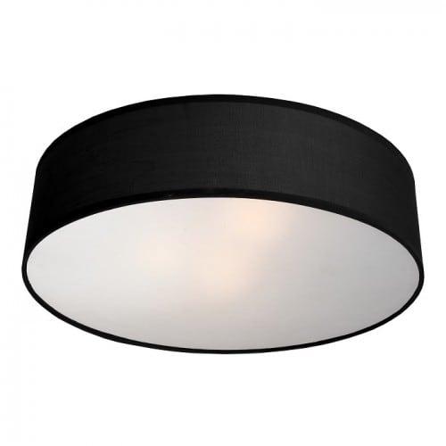 Klasický Plafond Alto Round Black