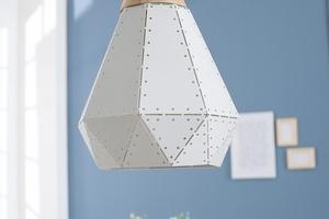 Závesné svietidlo INVICTA SCANDINAVIA I - biele small 3