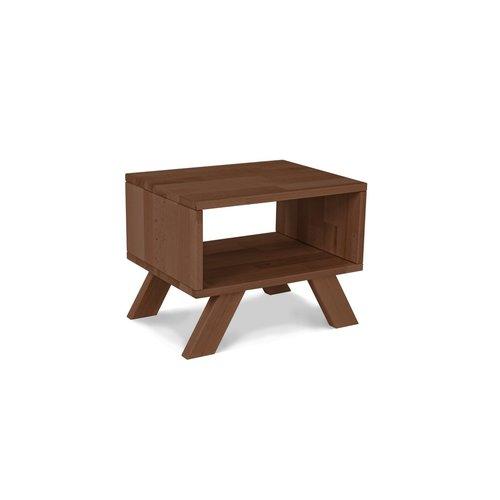 Nočný stolík Allegro (ľanový olej)