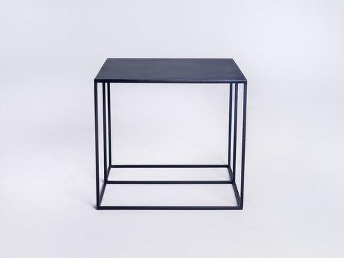 Konferenčný stolík TORGET METAL 50 - čierny