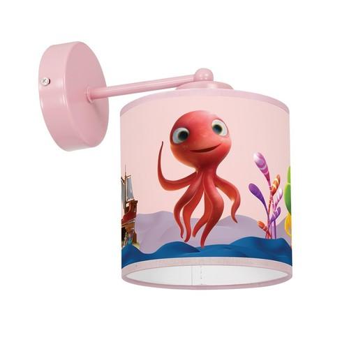 Nástenné svietidlo Octopus Lola Mini 1x E27