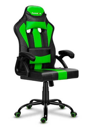 Ultra pohodlné herné kreslo HZ-Force 3.0 Green