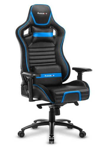 Ultra pohodlné herné kreslo HZ-Force 8.2 Blue