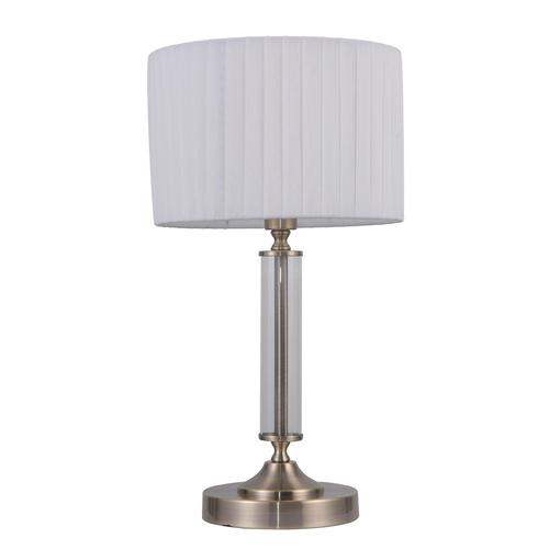 Starožitná stolová lampa Ferlena E14