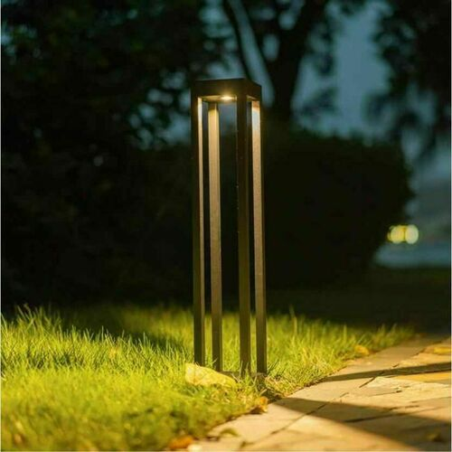 Záhradné svietidlo Abigali Qube 7W 60cm