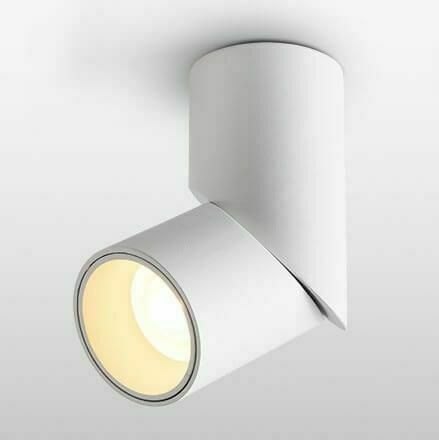 Stropné bodové svetlo Abigali LED nastaviteľné okrúhle 15W biele CRI90+