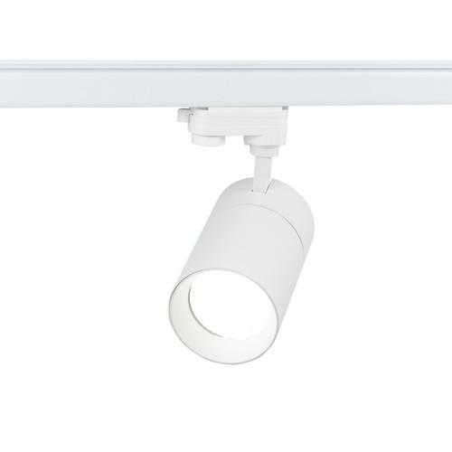 LED bodové svetlo Blaupunkt 3-fázové Vision 30W biele s prepínačom farby svetla