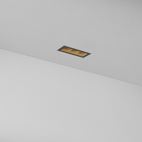 Zapustené stropné svietidlo NEAT RD