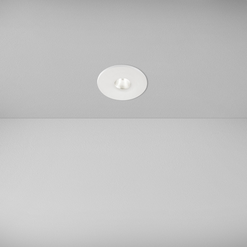 Zapustené stropné svietidlo PIKS