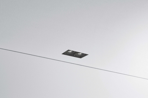 Zapustené stropné svietidlo ERO RD1