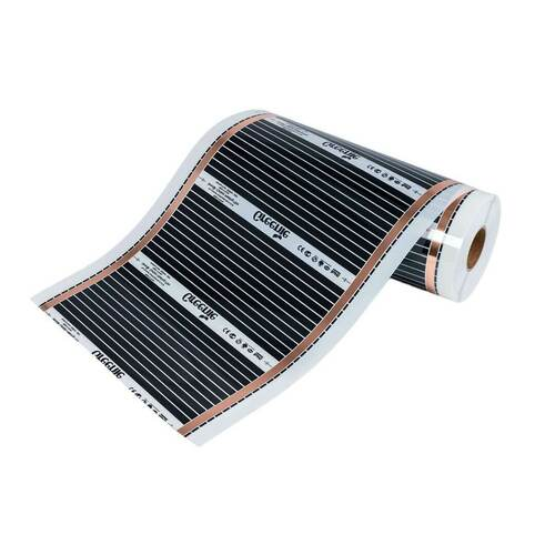 Greenie Heat infračervená vykurovacia fólia 220W / m2 (vykurovacia rohož) 1 meter
