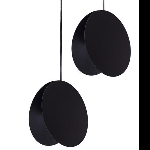 Závesná lampa PILLS S čierna 23 cm