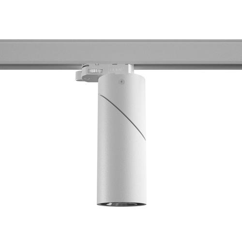 Dráha projektora TOLEDO B3T max. 1x50W, GU10, 230V, biela (matná štruktúra) RAL 9003