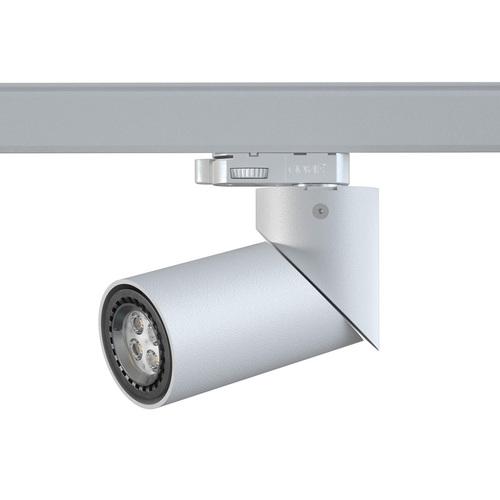 Dráha projektora TOLEDO B3T max. 1x50W, GU10, 230V, strieborná hliník (matná štruktúra) RAL 9006