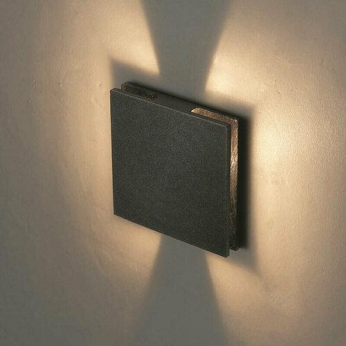 Neoceniteľná vstavaná hermetická lampa LESEL 043