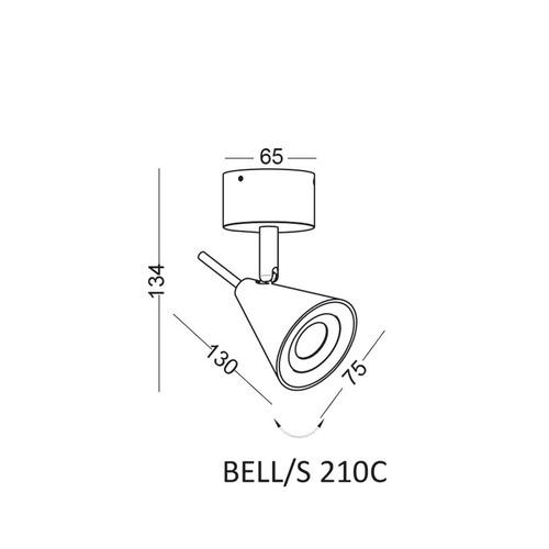 Reflektor BELL / S 210C