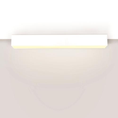 Lineárne stropné svietidlo LUPINUS / N SQ 115 L-600 DP