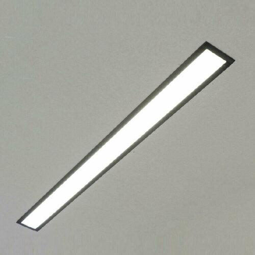 Lineárne vstavané svietidlo LUPINUS WPUST 120 L-1760 SP