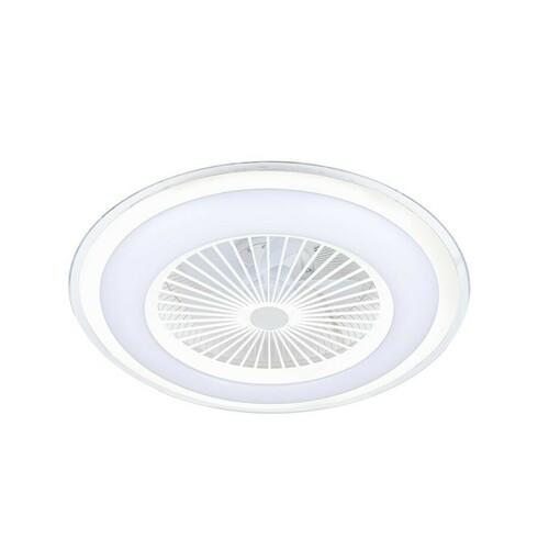 White Led Zonda White 60 W s ventilátorom