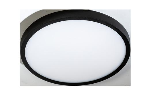 Stropné svietidlo Azzardo MALTA R 30 4000K BK